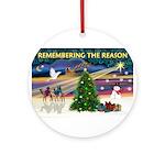 Remember - C.Magic Ornament (Round)