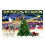 Remember - C.Magic Postcards (Package of 8)