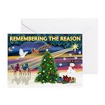 Remember - C.Magic Greeting Card