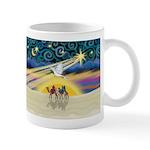 Christmas Star 11 oz Ceramic Mug