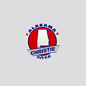alabama Chris Christie Republican 2016 Mini Bu