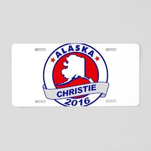 alaska Chris Christie Republican 2016 Aluminum