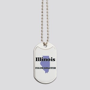 Illinois Telemarketer Dog Tags