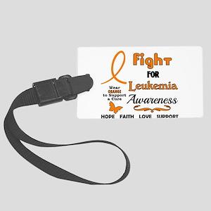 Childhood Cancer Awareness Luggage Tag