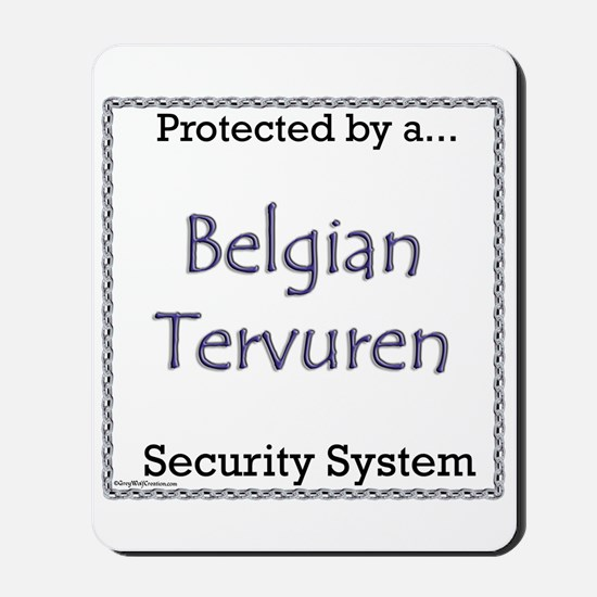 Terv Security Mousepad