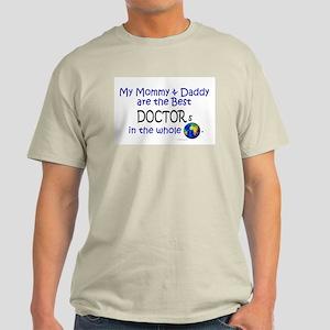 Best Doctors In The World Light T-Shirt