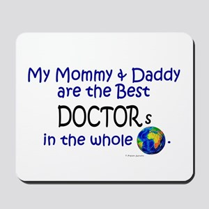 Best Doctors In The World Mousepad