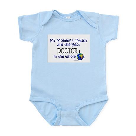 Best Doctors In The World Infant Bodysuit