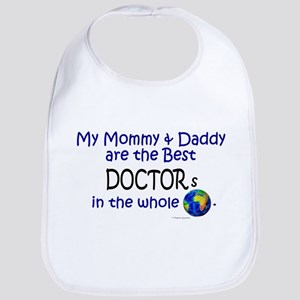Best Doctors In The World Bib