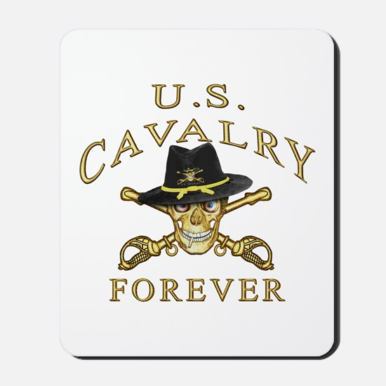 Cavalry Forever Mousepad