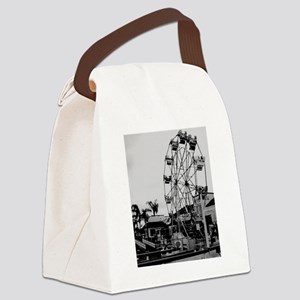 Balboa Island Canvas Lunch Bag