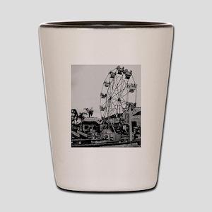 Balboa Island Shot Glass