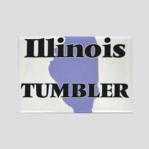 Illinois Tumbler Magnets