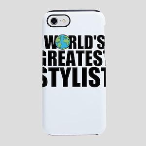 World's Greatest Stylist iPhone 8/7 Tough Case