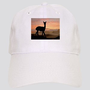 Alpaca Sunset Cap