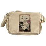 A Call to China Messenger Bag