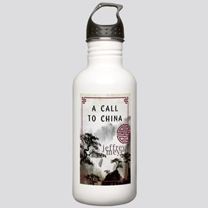 A Call to China Water Bottle