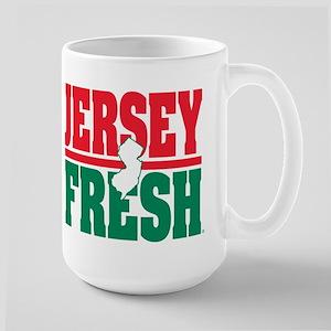 Jersey Fresh Large Mugs