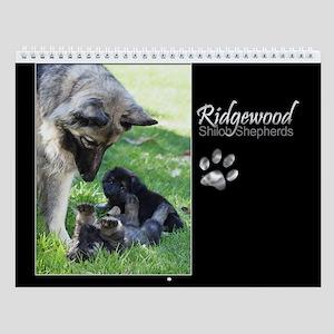 2018 Ridgewood Wall Calendar