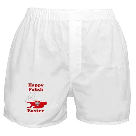 Polish Easter Boxer Shorts