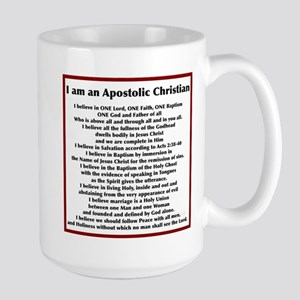 Apostolic Christian Mugs
