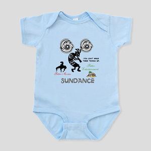 SUNDANCE. BETTER MOVIES, BETTER EN Infant Bodysuit