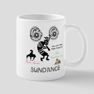 SUNDANCE. BETTER MOVIES, BETTER ENTERTA Mug