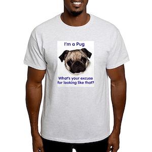 Pugaholic T Shirts Cafepress