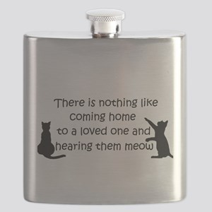 Coming Home to aCat Flask