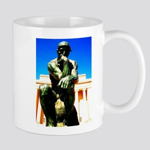 The Thinker Mugs