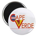 """Cape Verde Cv 2.25"""" Magnet (10 Pack) Magnets"""