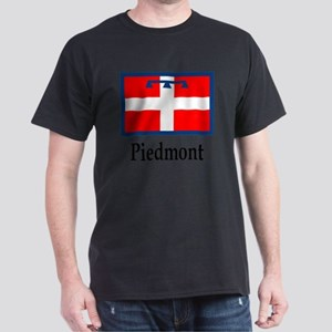 , Italy Flag Dark T-Shirt