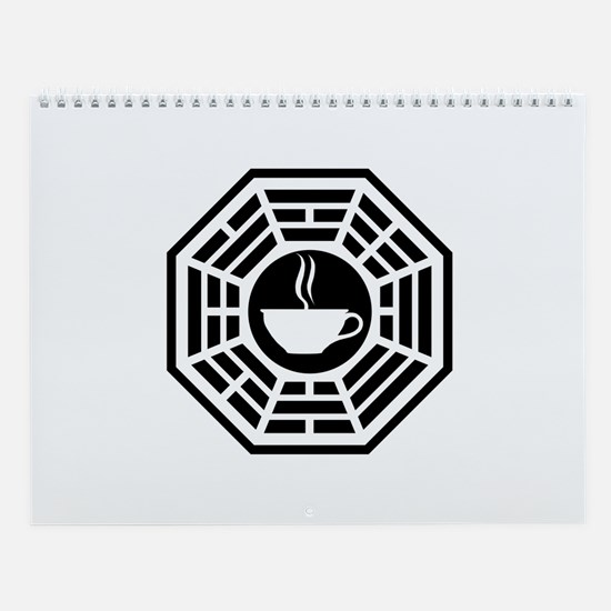 Lost Wall Calendar