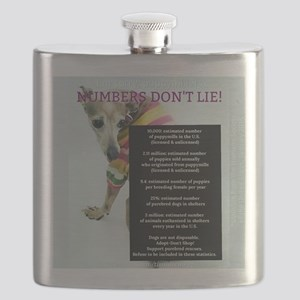 Numbers Dont Lie Flask