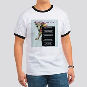 Numbers Dont Lie T-Shirt