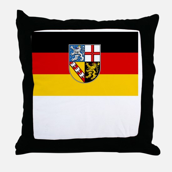 , Germany Flag Throw Pillow