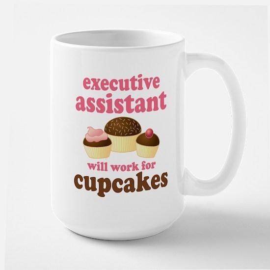 Funny Executive Assistant Mugs