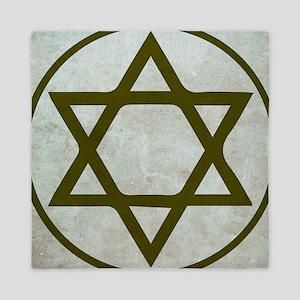 Jewish Star Queen Duvet