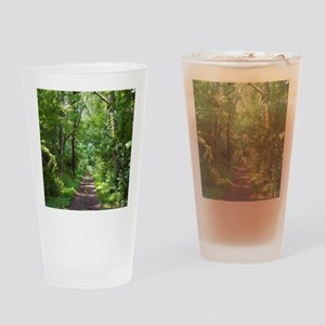 Forest Trail Drinking Glass