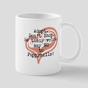 Say NO to puppymills Mugs