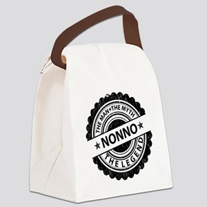 the man-the myth nonno Canvas Lunch Bag