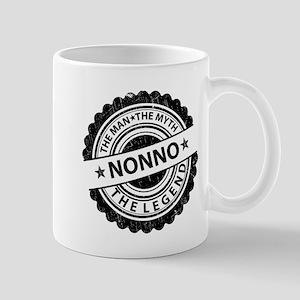 the man-the myth nonno Mugs