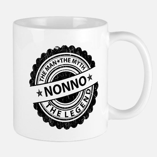 the man-the myth nonno Mugs