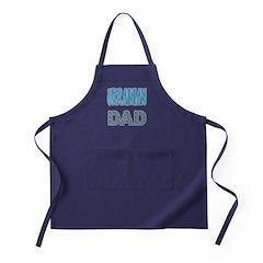 Ukr. Dad Blue Apron (dark)