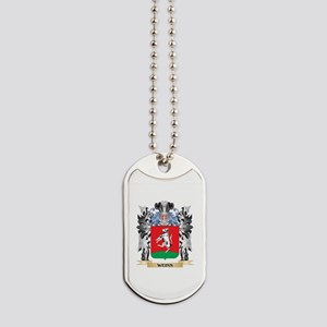 Weiss Coat of Arms - Family Crest Dog Tags