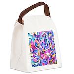Fractal Prism1 Canvas Lunch Bag