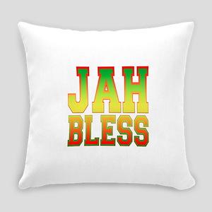 Jah Bless Everyday Pillow