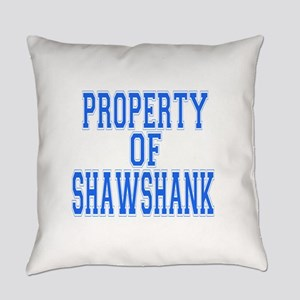 Property of Shawshank Everyday Pillow