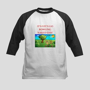 bowling joke gifts and t-shirts Baseball Jersey