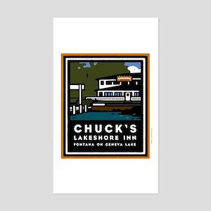 Chuck's Sticker